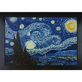 Van Gogh 'Starry Night' Hand-painted Oil Canvas