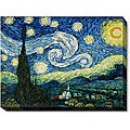 Van Gogh 'Starry Night' Hand-painted Oil on Canvas Art