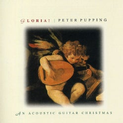 PETER PUPPING - GLORIA AN ACOUSTIC GUITAR CHRISTMAS