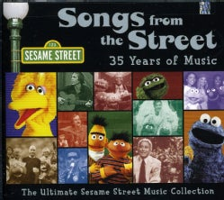 SESAME STREET - SONGS FROM THE STREET