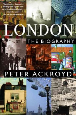London: The Biography (Paperback)