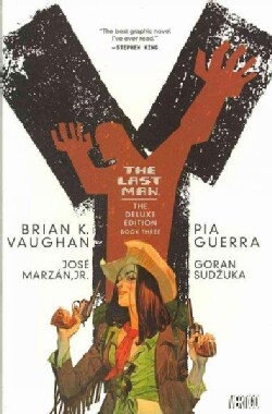 Y the Last Man 3 (Hardcover)
