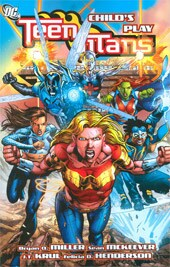 Teen Titans 12: Child's Play (Paperback)