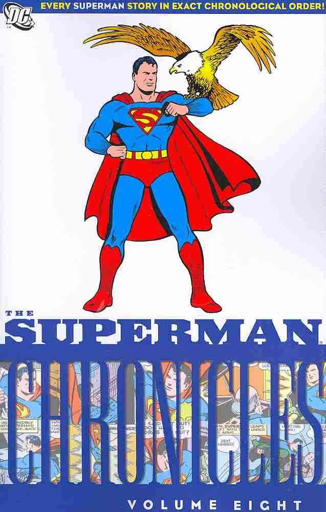 The Superman Chronicles 8 (Paperback)