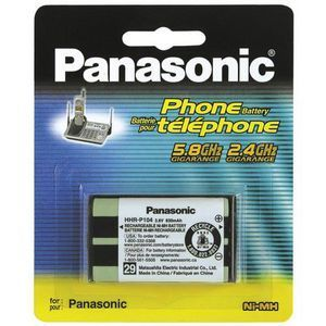 Panasonic Nickel Metal hydride Rechargeable Battery