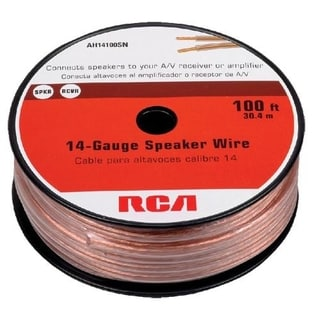 RCA Speaker Wire Audio Cable