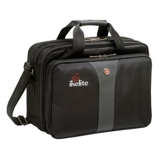 """Wenger LEGACY Carrying Case for 15.6"""" Notebook - Black, Gray"""