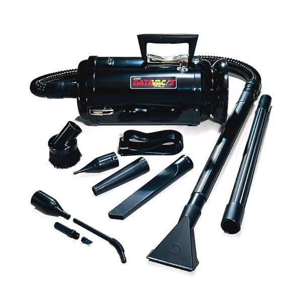 Metro Data Vac Pro MDV-2TAC Portable Computer Vacuum Cleaner