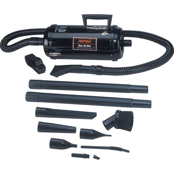 Metrovac VNB-83BA Vac N' Blo Handheld Bagless Vacuum