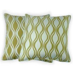 Selene 18-inch Throw Pillows (Set of 2)