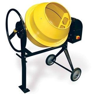 Buffalo Tools 3.5-cubic-foot Cement Mixer