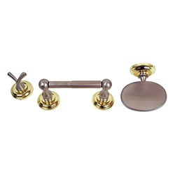 Moen Madison Collection Pewter/ Brass Bath Accessory