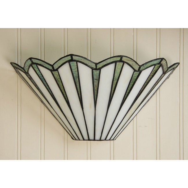 Tiffany-style Hope Wall Lamp