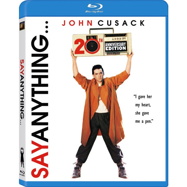 Say Anything (20th Anniversary Edition) (Blu-ray Disc) 5659691