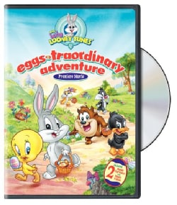 Baby Looney Tunes: Eggs-traordinary Adventure (DVD)