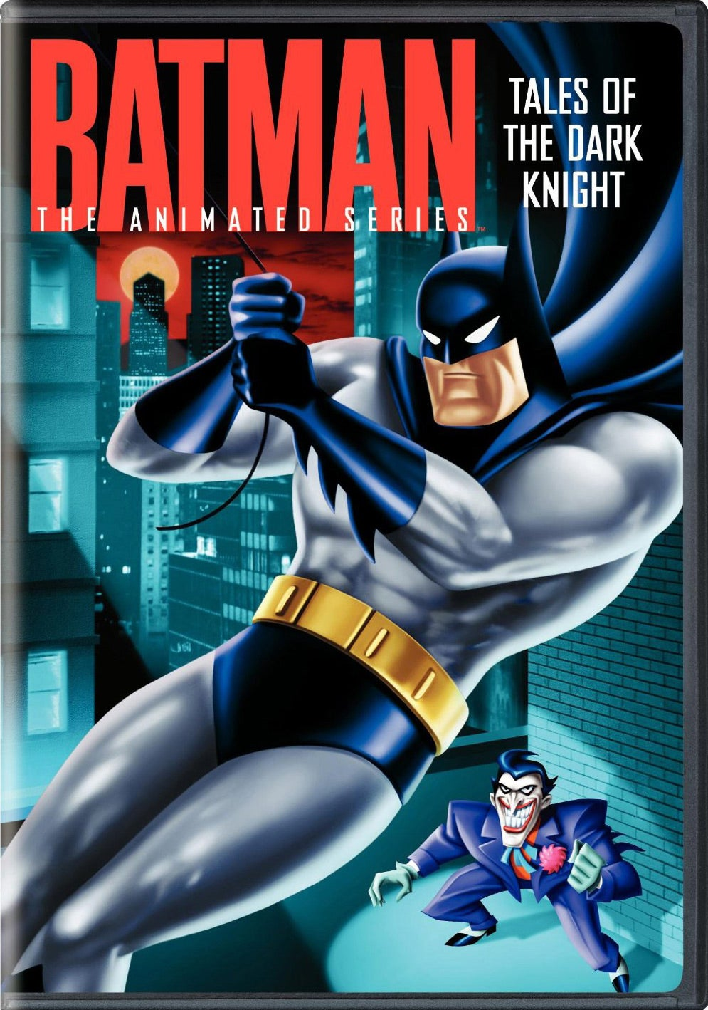 Batman the Animated Series: Tales of the Dark Knight (DVD)