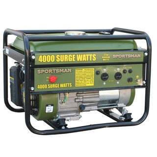 Buffalo Tools 4000-watt Portable Generator