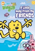 Wow Wow Wubbzy: A Little Help From My Friends (DVD)
