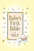 Babys First Bible (Hardcover)