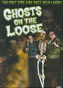 Ghosts On The Loose (DVD)