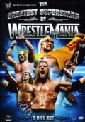 WWE Greatest Superstars Of Wrestlemania (DVD)