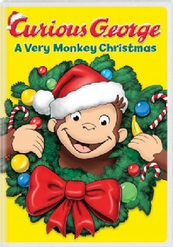Curious George: A Very Monkey Christmas (DVD)