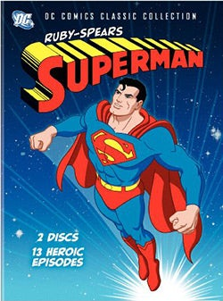 Superman (Ruby-Spears) (DVD)