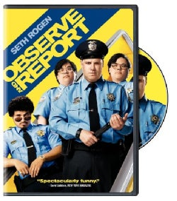 Observe And Report (DVD)
