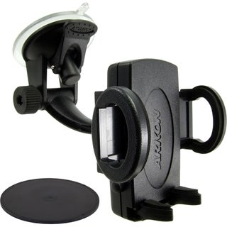ARKON SM315 Mini Windshield Suction Swivel Mount