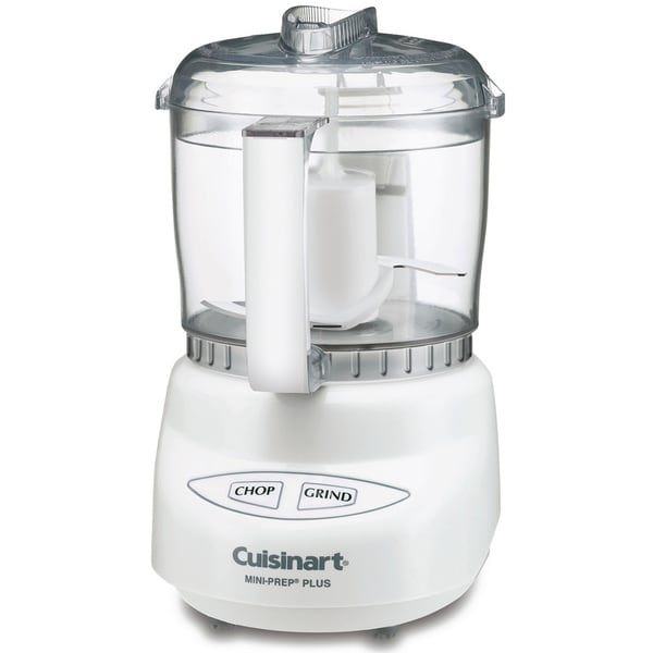 Cuisinart DLC-2A White 3-cup Mini Prep Plus Food Processor