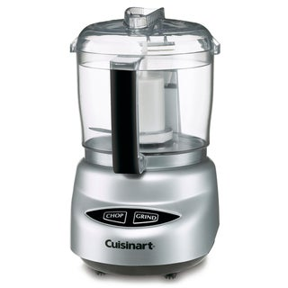 Cuisinart DLC-2ABC Brushed Chrome Mini-Prep Plus Processor