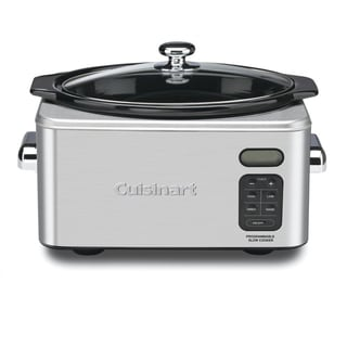 Cuisinart PSC-650 Stainless Steel 6.5-quart Programmable Slow Cooker