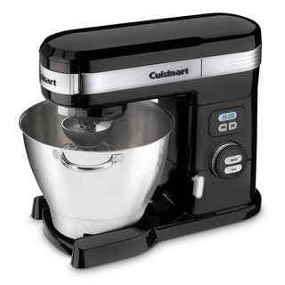Cuisinart SM-55BK Black 5.5-quart 12-speed Stand Mixer