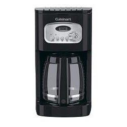 Cuisinart DCC-1100BK Black 12-cup Programmable Coffee Maker