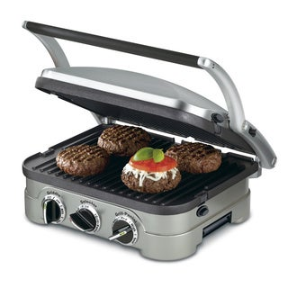 Cuisinart GR-4N 5-in-1 Countertop Griddler