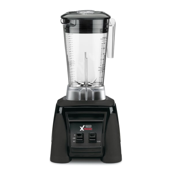 Waring Pro MX1000R Black 3.5 Horsepower Blender