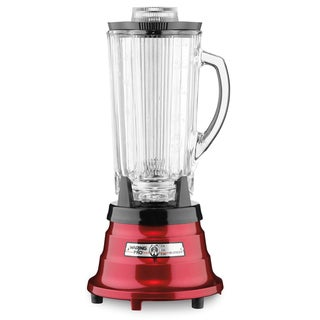 Waring Pro Stainless Steel Metallic Red Bar Blender **with Mail-in Offer**