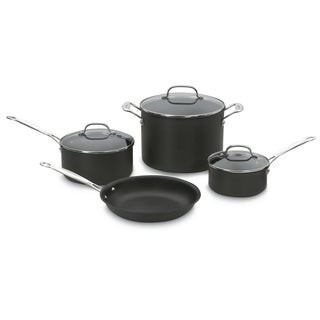 Cusinart Chefs Classic 7-piece Anodized Cook Set