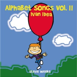 STEVE WEEKS - ALPHABET SONGS