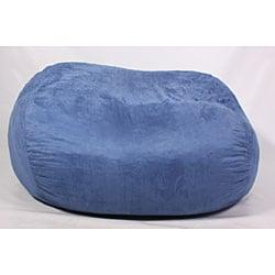 FufSack XXLarge Sky Blue Lounge Chair