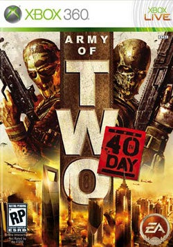 Xbox 360 - Army of Two: The 40th Day