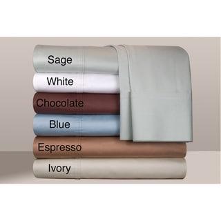Egyptian Cotton Extra Deep Pocket 500 Thread Count Sheet Set