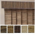 Edinborough Fabric Vertical Blinds (46 in. W x Custom Length)