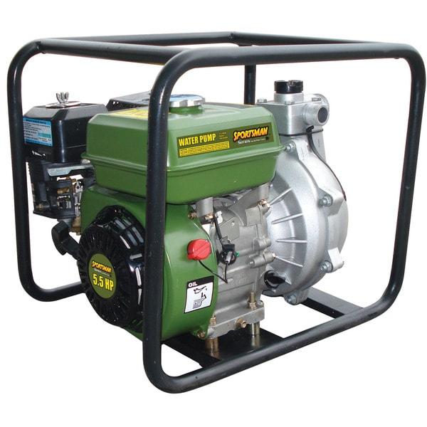 Buffalo Tools 1.5-inch High-Pressure Pump