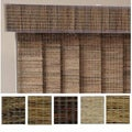 Edinborough Fabric Vertical Blinds (66 in. W x Custom Length)
