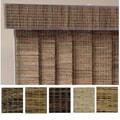 Edinborough Fabric Vertical Blinds (74 in. W x Custom Length)