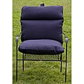 Outdoor Club Navy Blue Chair Cushion