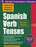 Spanish Verb Tenses (Paperback)