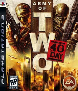 PS3 - Army of Two 40th Day