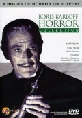 Boris Karloff Horror Collection (DVD)